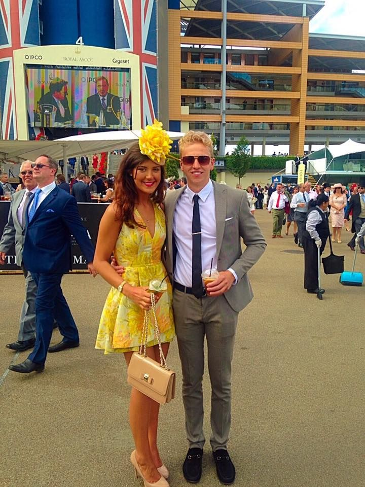 JHK Millinery at #RoyalAscot
