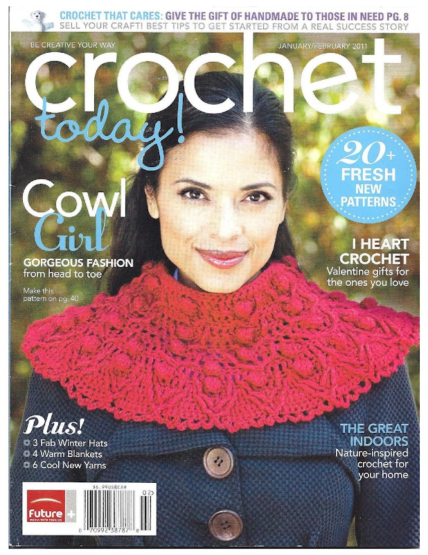 75 best revistas y libros de ganchillo crochet magazines books crochet today winter 2011 fandeluxe Gallery