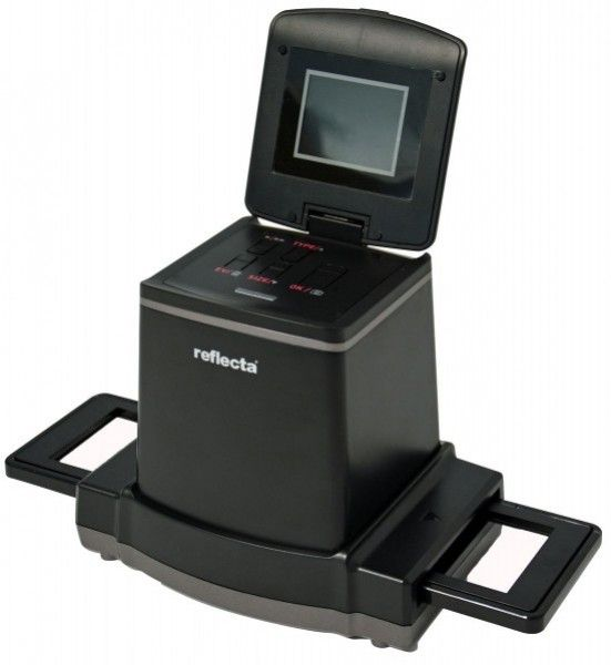 Reflecta X120 Scan 14 megapixel para Formatos medios