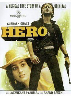 Hero (1983 Film) Hindi Movie Online - Jackie Shroff, Meenakshi Sheshadri, Sanjeev Kumar, Shammi Kapoor, Amrish Puri, Madan Puri and Bindu. Directed by Subhash Ghai. Music by Laxmikant-Pyarelal. 1983 [U] ENGLISH SUBTITLE