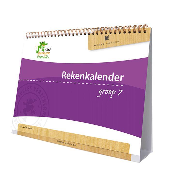 groep 7 Rekenkalender