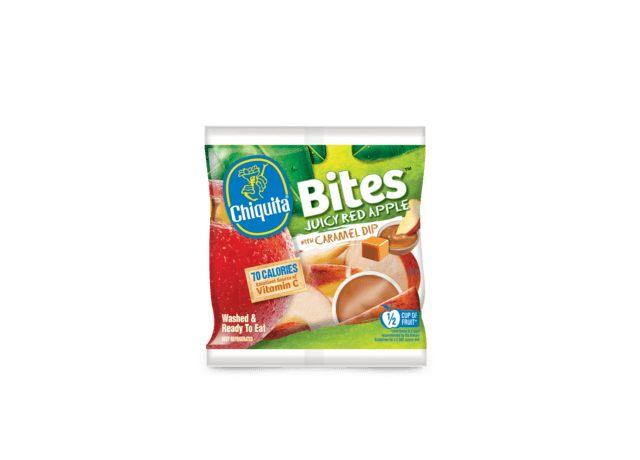 Apples And Caramel Dip Fast Food