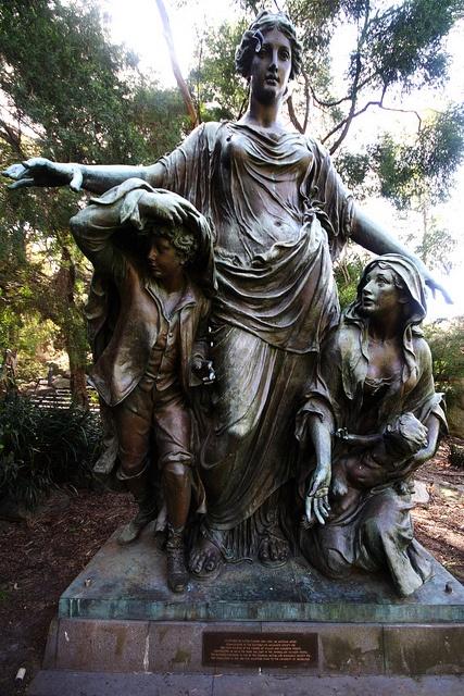 Melbourne University 2011 Equitable Life 1890s, via Flickr.
