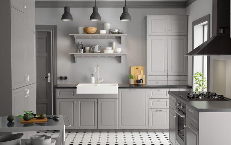 Traditionele keuken voor het modern leven - IKEA