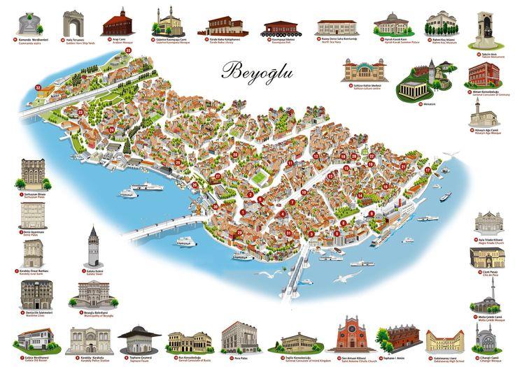 harita+beyoglu