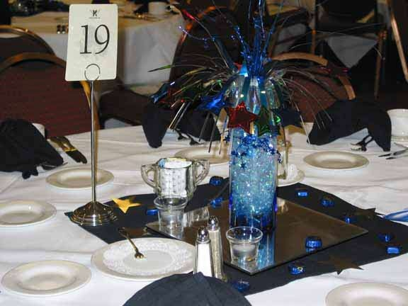 spring banquet table decorations | Table decorations by Lippmans