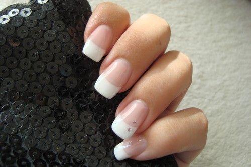 "american smanicure | American french manicure"""