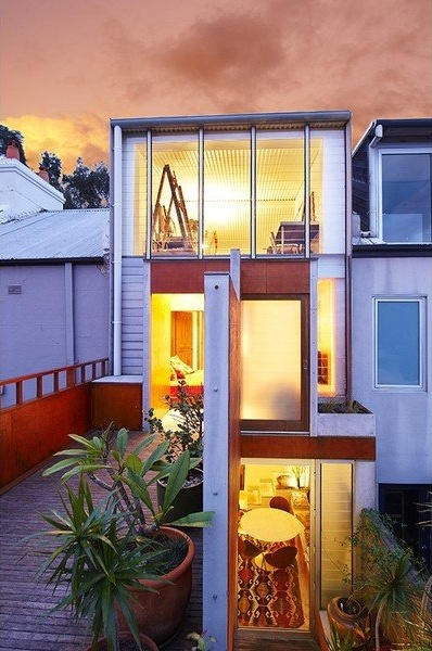 small house in Sydney