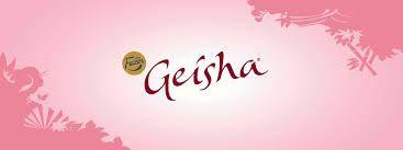 geisha suklaa