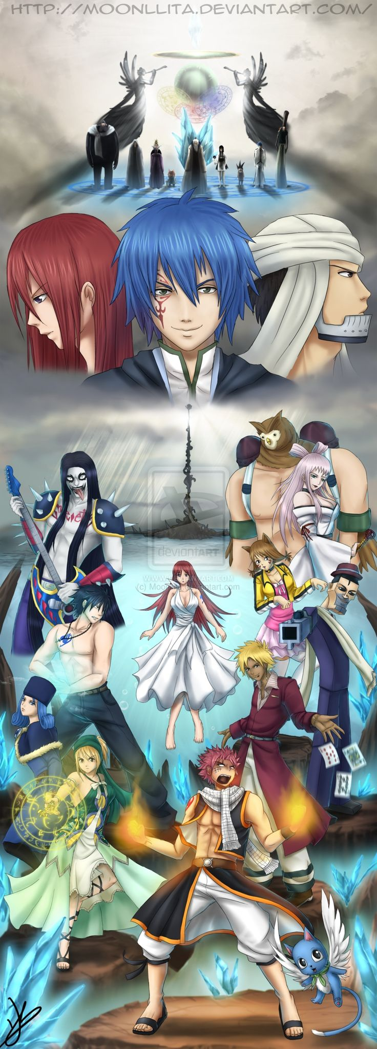 Fairy Tail In The Tower Of Heaven Arc