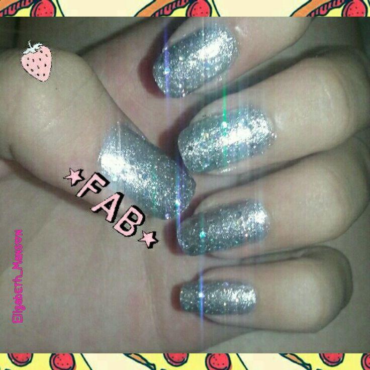My nails! 💕💕 💅💅