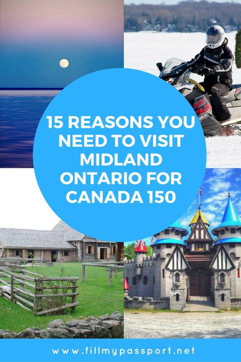 15 Reasons You Need to Visit Midland Ontario For Canada 150