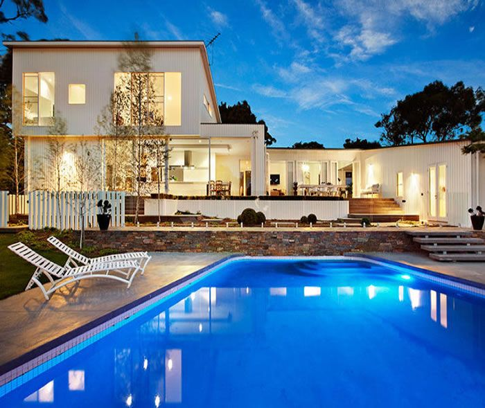Beautiful Houses With Pools: 88 Best Images About Beautiful Houses On Pinterest