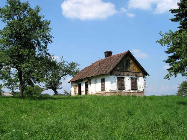 Őrség - a national park of picturesque villages linked by excellent bicycle routes