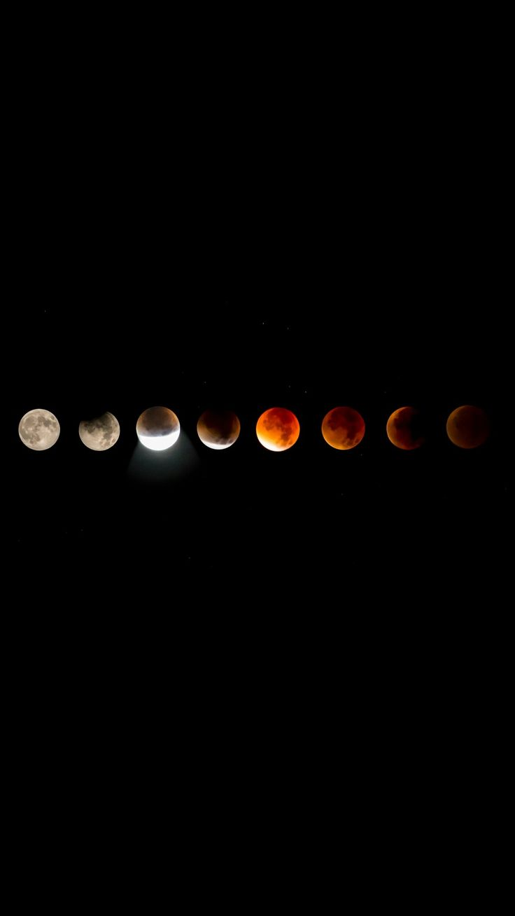 Iphone Wallpapers – Blood Moon Lunar Eclipse iPhone Wallpaper – Best iPhone Wallpaper