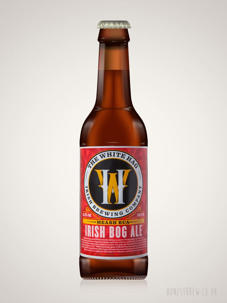 A smoked ale from White Hag brewery in Ireland. Buy craft beer online from Honest Brew.