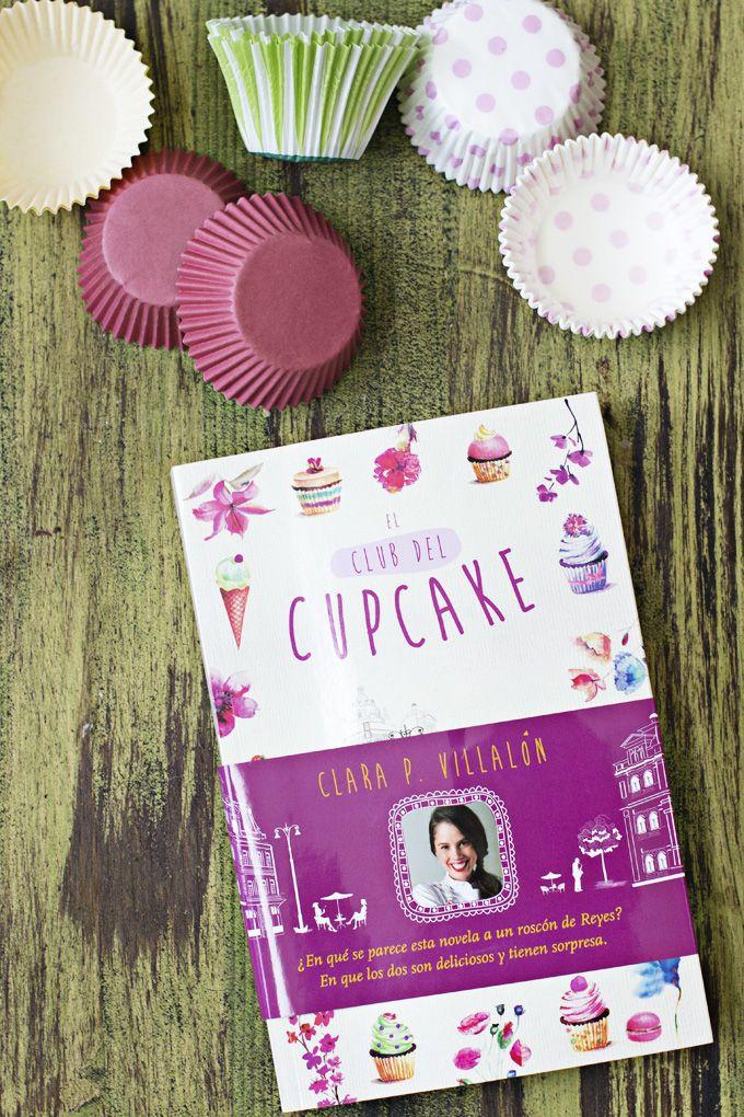 el club del cupcake, un libro de recetas-novela delicioso