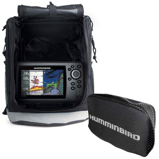 Humminbird Helix 5 Chirp Gps G2 Portable W Free Cover 410260 1 Cover Humminbird Gps Free Cover
