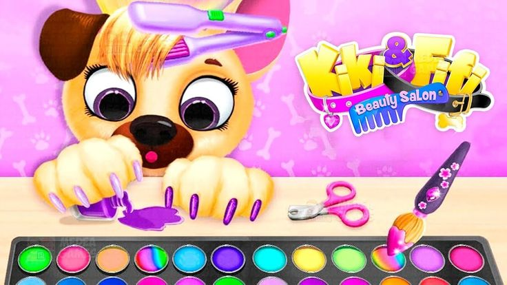 Fun Kitty & Puppy Care - Learn Colors & Makeover Kids Game - Kiki and Fifi Pet Game - https://www.fashionhowtip.com/post/fun-kitty-puppy-care-learn-colors-makeover-kids-game-kiki-and-fifi-pet-game/