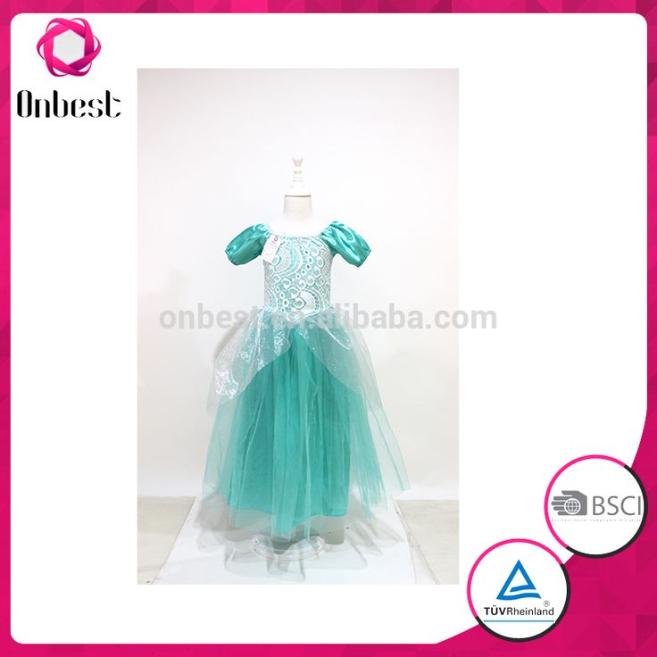 New arrival Halloween costumes china wholesale costumes for kids Girls Princess Rose Costume