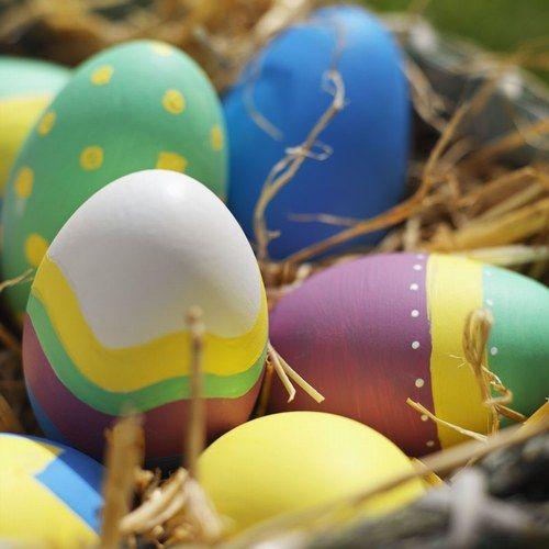 Porta in casa la creatività con le #uova decorate - Ecco come decorare le uova di #Pasqua