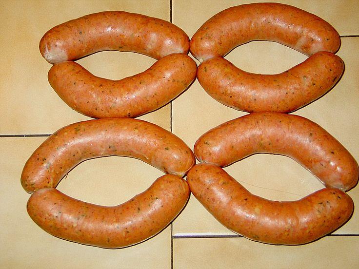 Grobe Nürnberger Stadtwurst, ein beliebtes Rezept aus der Kategorie Wursten. Bewertungen: 5. Durchschnitt: Ø 3,7.