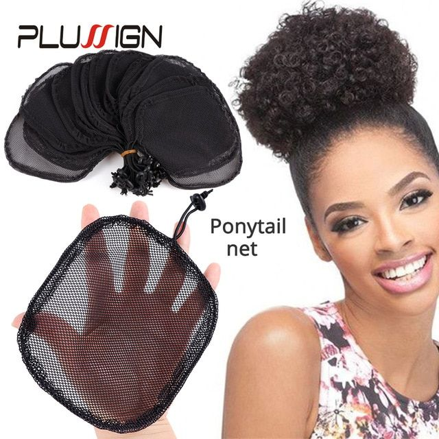 Hairnets Tools & Accessories 5-15pcs Hair Net Making Ponytail Hairnet Weaving Cap Glueless Wig Cap Good Quality Normal Shipping Attractive Fashion