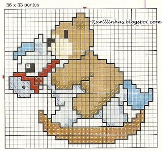 baby - cross stitch