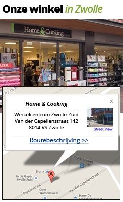 Winkel in Zwolle | Home & Cooking