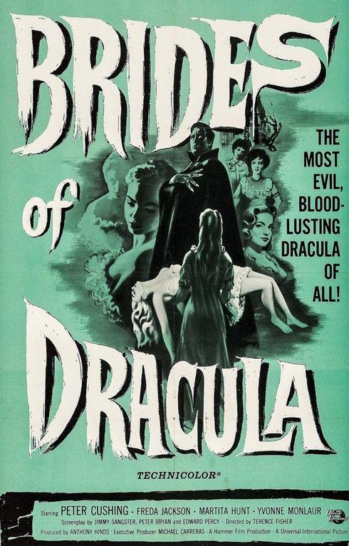 Brides of Dracula / Dracula und seine Bräute (1960)