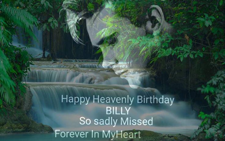 Billy Fury by Christine Rodbourne - Happy 77th Birthday - 17.4.2017