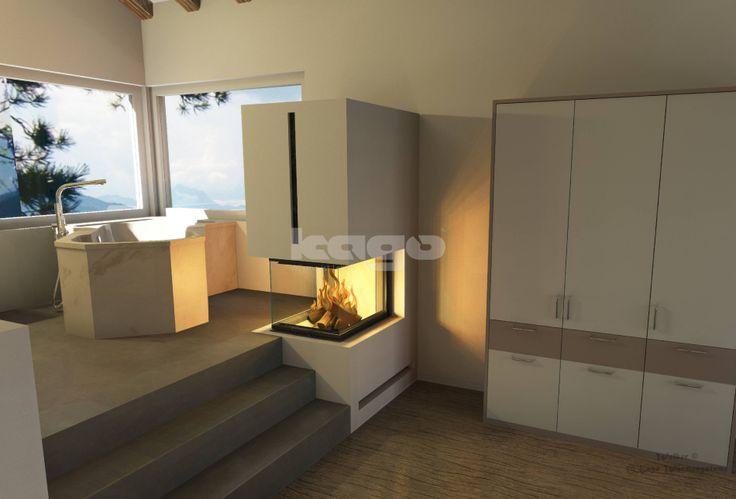 17 best images about kamine on pinterest 3d rendering. Black Bedroom Furniture Sets. Home Design Ideas