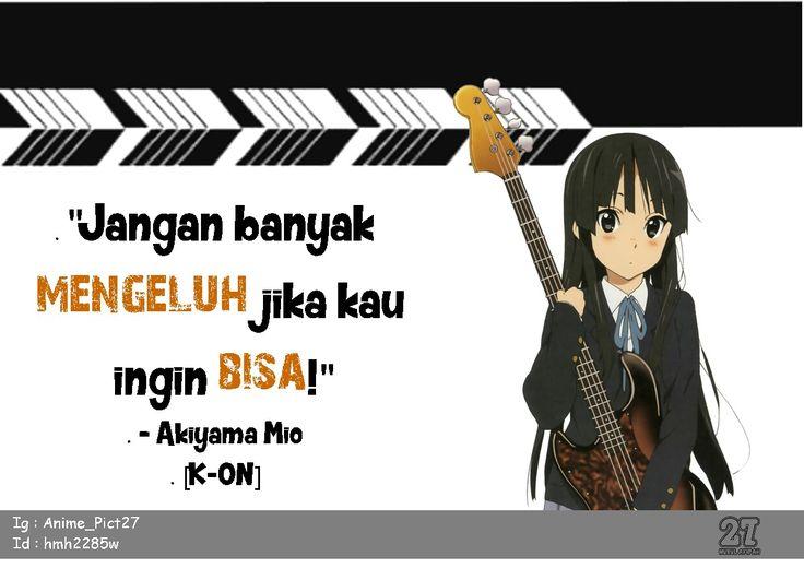 K-on  Akiyama Mio