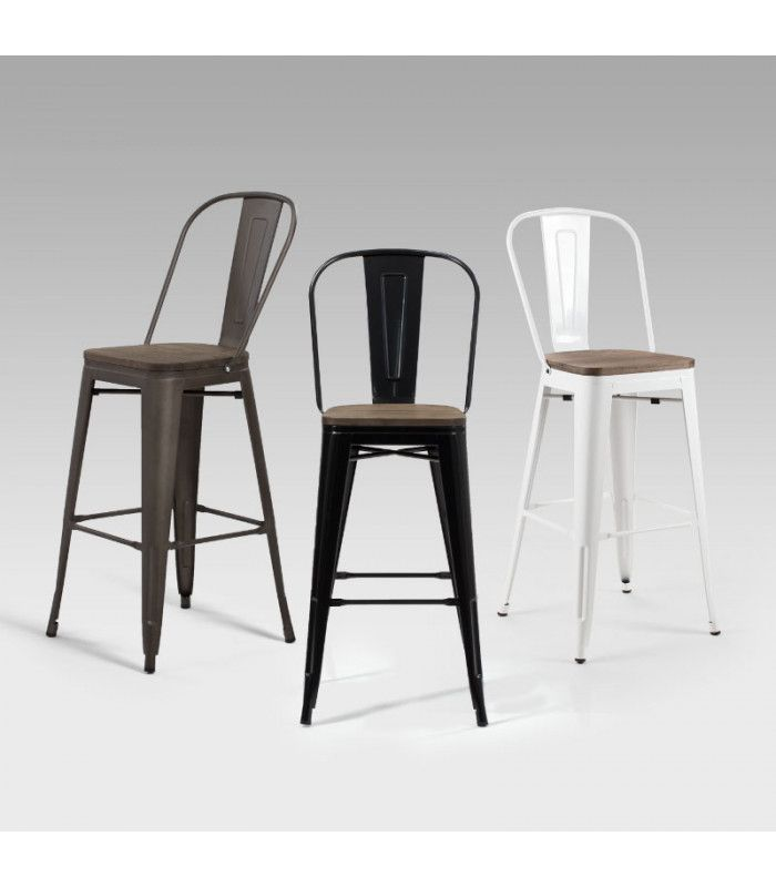 Conrad Metal Stool Bar Chairs Bar Chairs Bar Furniture Metal