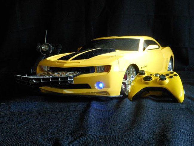 Transformers Bumblebee Xbox 360