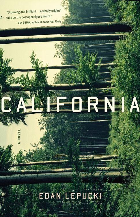 Breathtaking Book Cover: California