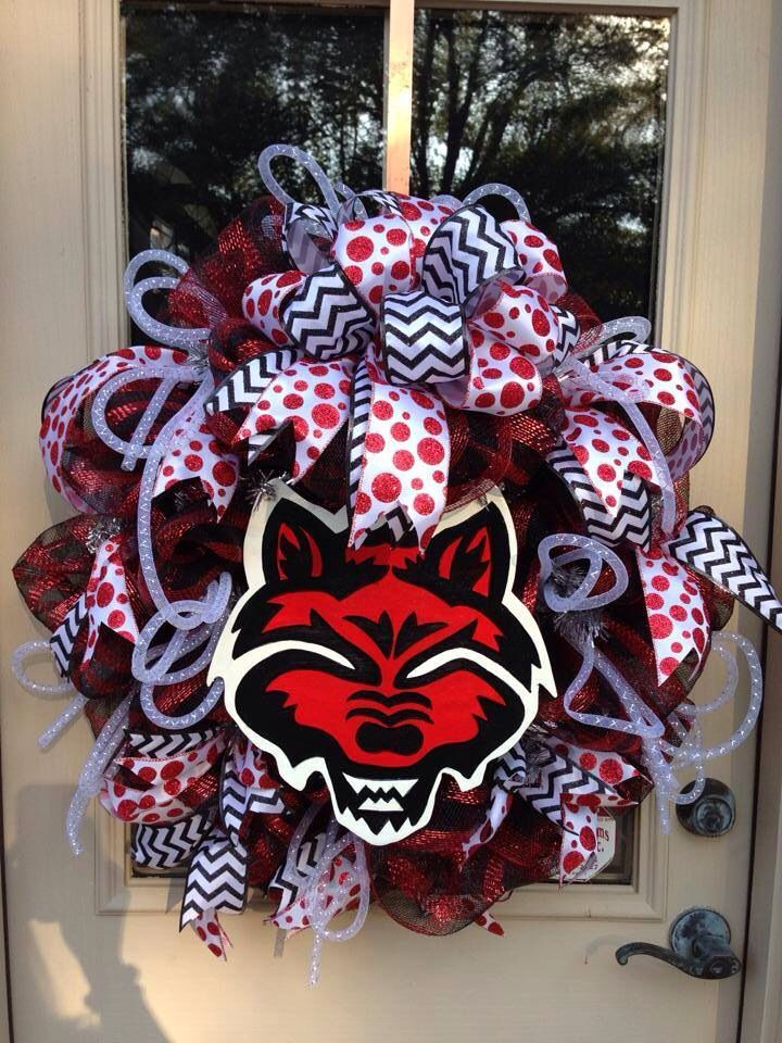 30 Best Images About Asu Red Wolves On Pinterest Deco