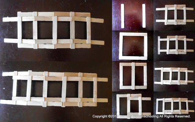 Leonardo Da Vinci's Self-Supporting Bridge   Journey Into Unschooling