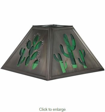 Sonoran Southwestern Decor Lamp Shade