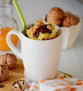 Nueces a la taza: cómo prepararlas en 'mug cakes' (y en 5 minutos) @elmundoes