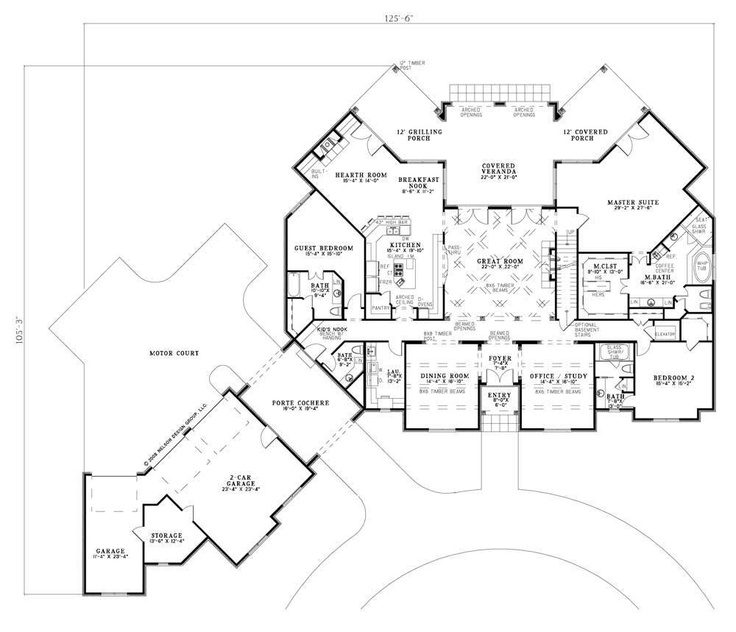 84 Best Images About House Plans On Pinterest 2nd Floor