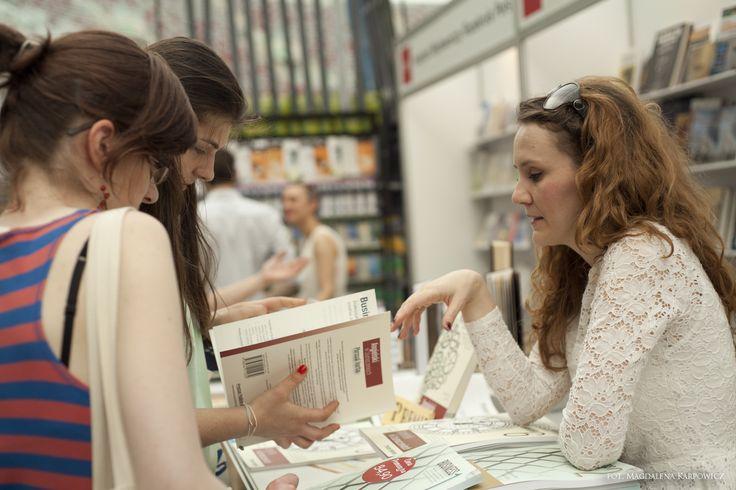 Preston Publishing na Warszawskich Targach Książki, Book Fair 2014