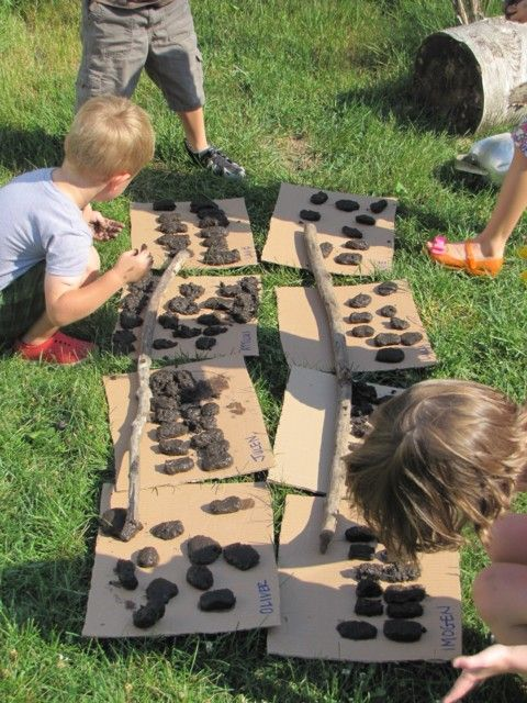 Making mud bricks (need to research how the egyptians actually made their bricks but this could be a good activity to explore the buliding process)