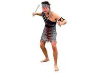 Adult Caveman  Includes: Tunic, headband, armbands & belt