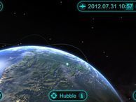 Coolest app I've seen all month: Solar Walk Tour the solar system with this dazzling astronomy app, which lets you fly Google Earth-style from one planet to another, learning along the way.