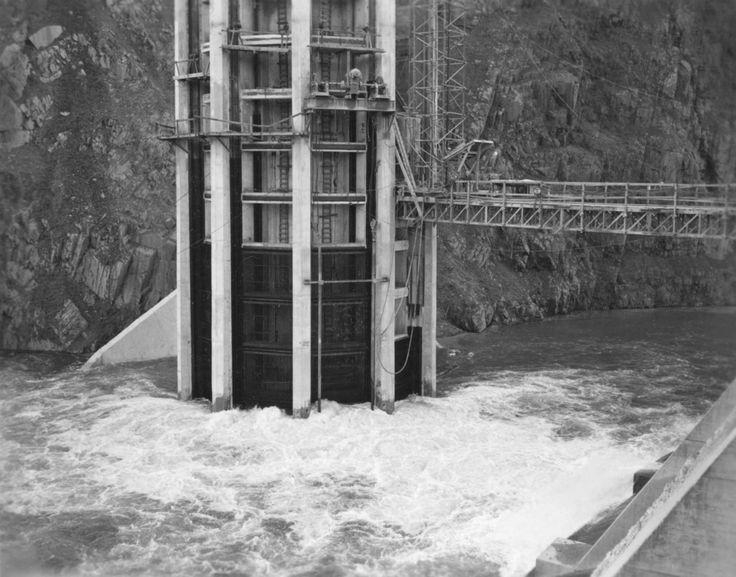 New Eildon Dam Construction