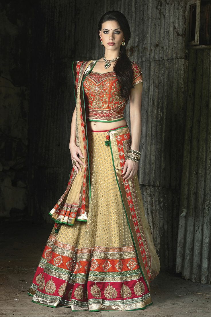 Bollywood Designers Best Wedding Lehengas 2013 |