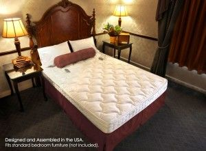 Personal Comfort Sleep Number Bed c2 It does not require a special platform as it can replace any existing mattress on a current foundation/box spring/adjustable base. This is the only mattress manufactured in the U.S.A. by a FDA Registered Facility. 25 Year Warranty – 3 Year Full – 22 Year Prorated – Covers Mattress and Air Control System.  http://awsomegadgetsandtoysforgirlsandboys.com/awesome-gadgets-for-your-room/ Awesome Gadgets For Your Room: Personal Comfort Sleep Number Bed c2