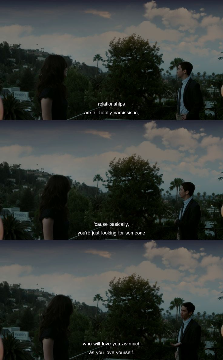 "Comet (2014) by Sam Esmail ""narcissistic relationship"""