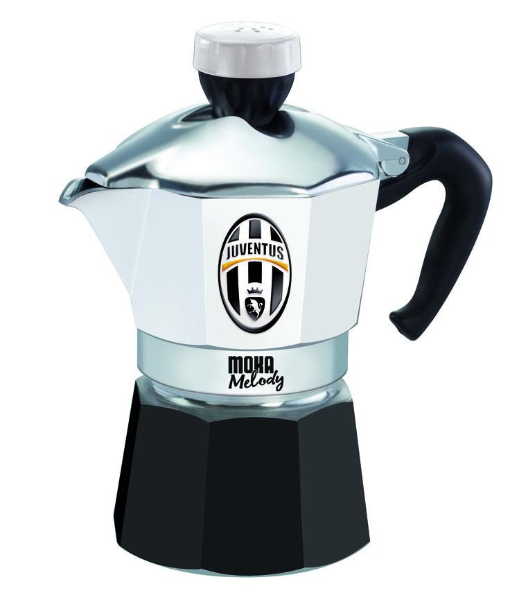 Con l'inno della #Juventus che ci avvisa quando il caffè è pronto, ogni colazione sarà da campioni. #MokaMelodySport --- With the Juventus anthem that alerts you when the #coffee is ready, every #breakfast will be amazing.